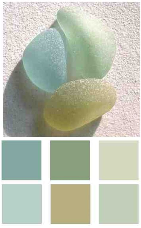 sea glass colors a color specialist in capturing those coastal