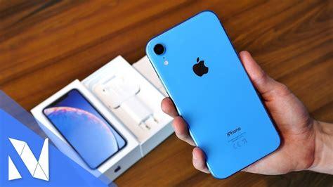 iphone xr unboxing blau wie ist der erste eindruck nils hendrik welk