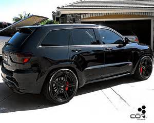 Jeep Srt8 Wheels Jeep Grand Srt8 W Cinco Cor Wheels