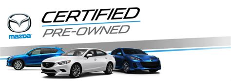 Mazda Certified Used by Certified Used Mazdas New Jersey