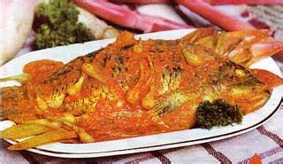 resep arsik ikan mas daerah sumatera utara kamu klik