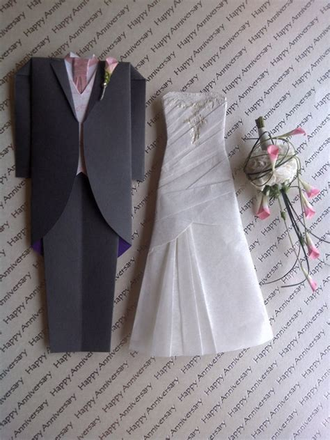 Origami Groom - 1000 images about wedding anniversary ideas on
