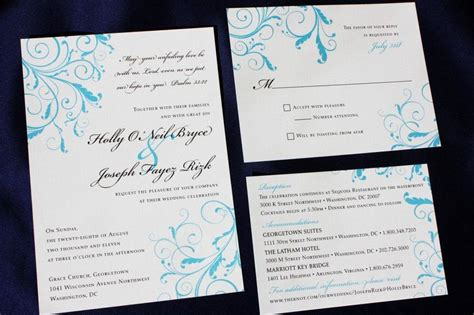 Sle Wedding Bible Verses best wedding invitations washington dc wedding