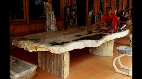 fossil dining table fossil dining table