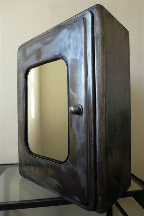 vintage mirrored bathroom cabinet metal bathroom cabinet vintage thedancingparent com