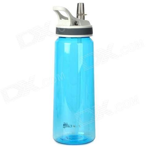 travel water bottle buy acec 1555 travel sports water bottle transparent blue 800ml