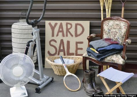Garage Sale Furniture by 8 Overlooked Places To Find Affordable Furniture From