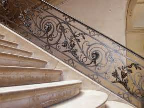 Metal Stair Banisters Design Ideas