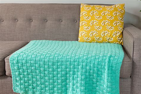 comfort blanket knitting pattern knitting patterns blanket crochet and knit