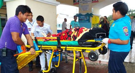 thailand news boat crash phuket hospital releases names of tourists injured in yet