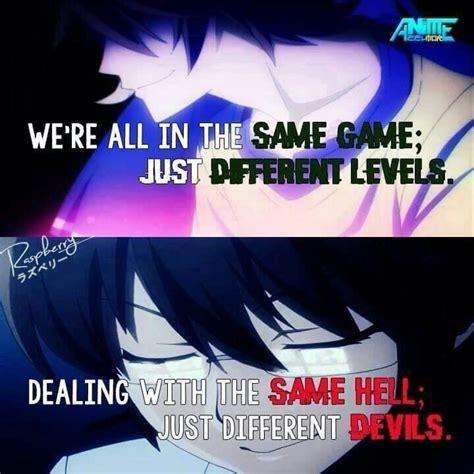 anime fight quote relatable badass anime quotes anime amino