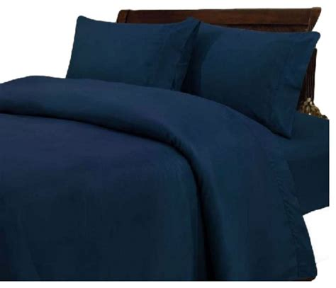 Navy Xl Comforter by Navy Solid Xl Size 3 Alternative Comforter And