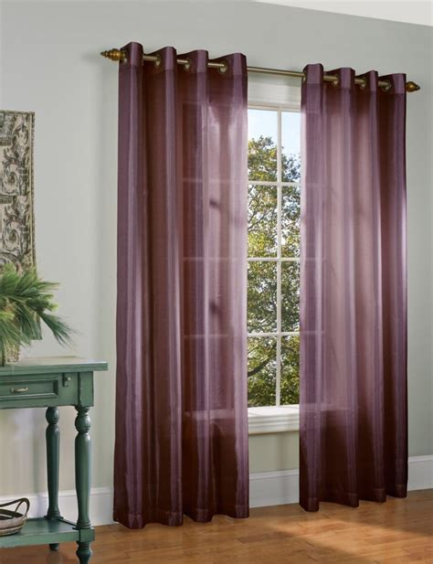 discount grommet curtains window curtains canada discount canadahardwaredepot com