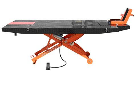 titan 1000d lb motorcycle atv lift table free shipping