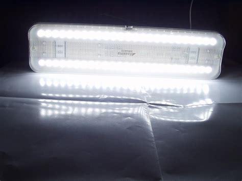 maxxima 50 led cargo light white cer rv interior