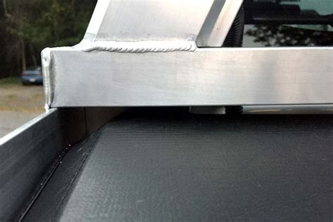 Car Rack Covers by Truck Rack With Lights Low Pro All Aluminum Usa Made