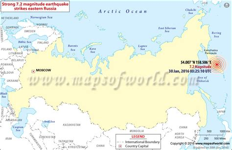 earthquakes  russia areas affected  earthquack  russia