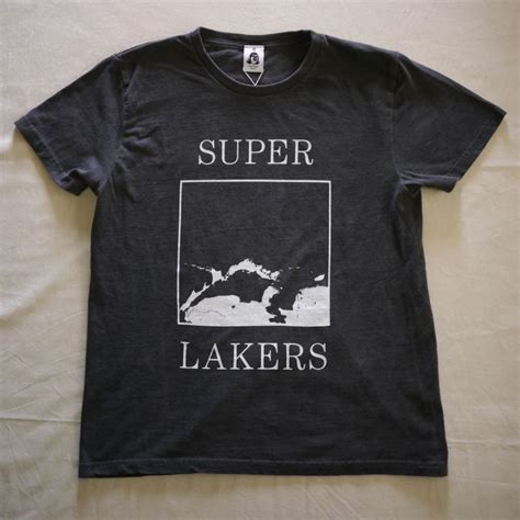 Tacoma Records Tacoma Fuji Records Lakers Black モアレ