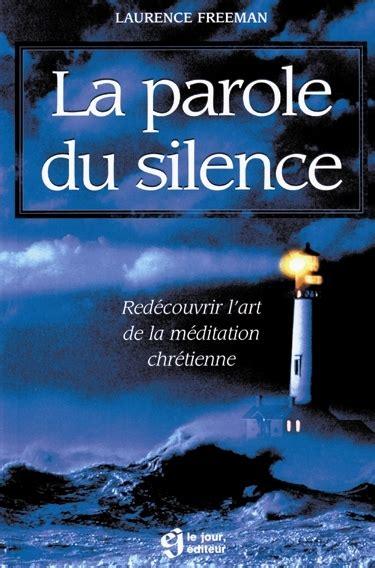 Livre La Parole Du Silence Red 233 Couvrir L Art De La