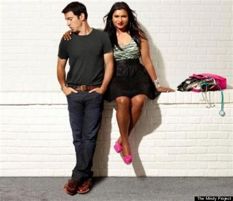 mindy kaling tv show mindy kaling nobody doesn t like to kiss tv shows