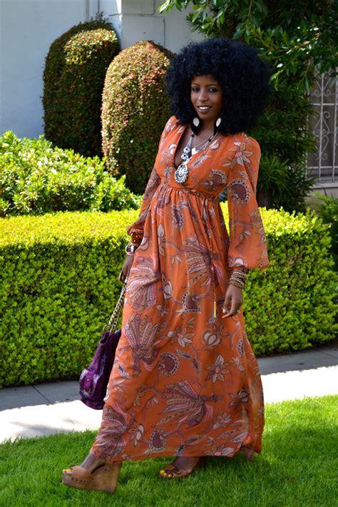 what is african bohemian chic style pantry bohemian maxi dress