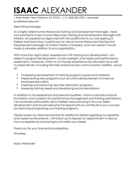 training contract cover letter exle cover letter