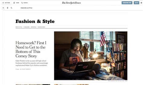 nytimes style section アメリカ nyのファッションメディア webマガジンまとめ 業界人が読む 6選