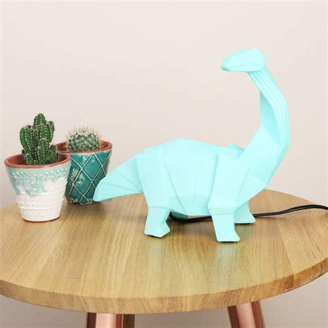 origami diplodocus origami in dinosaur light by