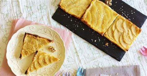tartaletas de hojaldre rellenas tartaletas de hojaldre con manzana y pera rellenas de