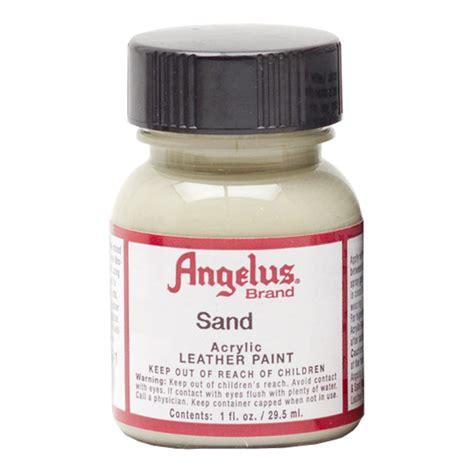 angelus paint buy buy angelus leather paint 1 oz sand