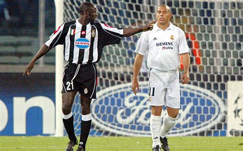 ronaldo juventus 2003 the best teams who failed to win the chions league real madrid 2002 03 goal