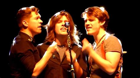 bee gees much heaven hq hanson live in tilburg 2013 bee gees cover much