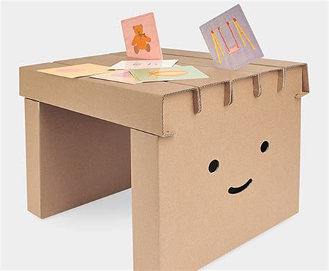 diy desk chair recyclable diy desk and chair set brings smiles to study