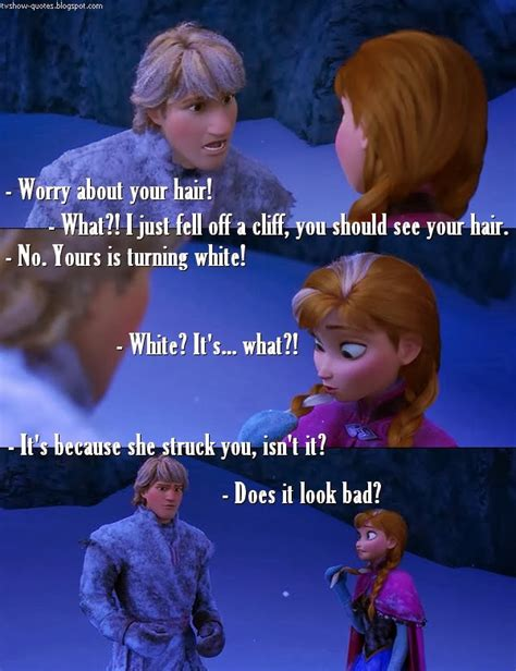best frozen film quotes anna frozen movie quotes quotesgram