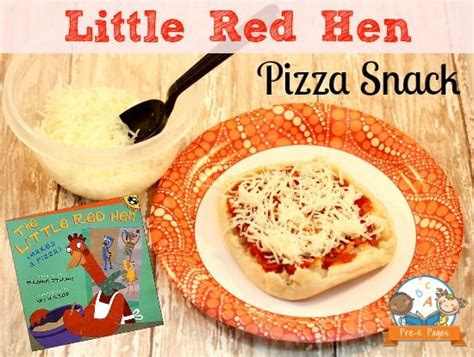 printable pizza recipes little red hen printable picture recipes pizza for kids
