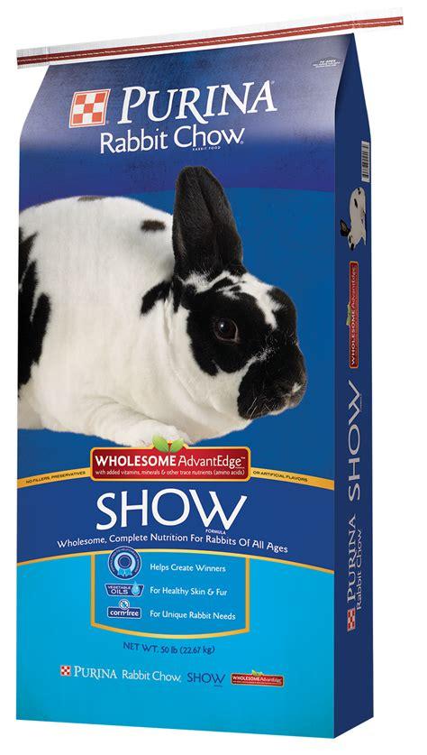 purina show rabbit chow show purina harleysville feed inc