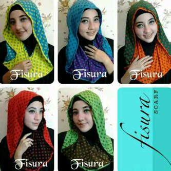 Jilbab Instan Ovelia jilbab syahrini polkahood betony by fisura