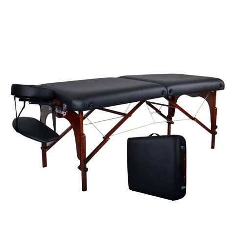 Pro 129 Folding Softjacket 30 quot professional portable table with memory foam