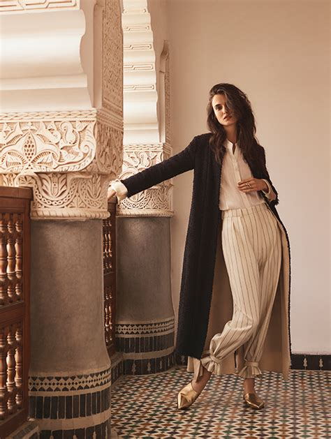 New From Net A Porter by Just In Net A Porter S New Arabian Caign Buro 24 7