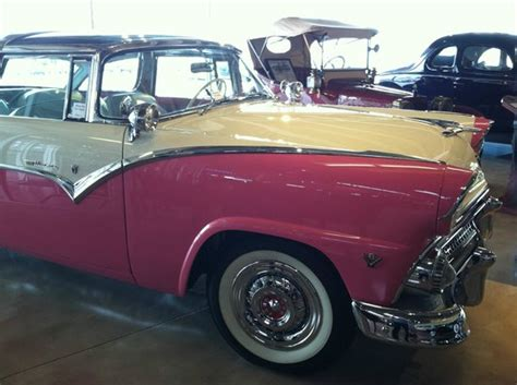Auto Museum La by Classic Crown With Glass Top Quot Quot Picture Of