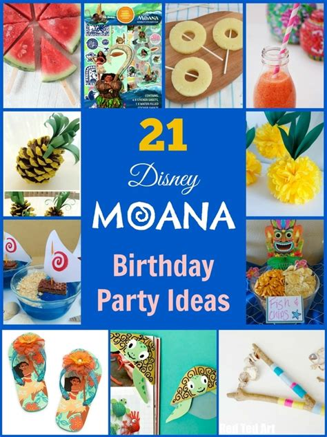 Paper Craft Decoration Home by 21 Disney Moana Party Ideas Babycentre Blog