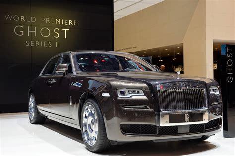Jual Rolls Royce Ghost Series 2 by Rolls Royce Ghost Series Ii Geneva 2014 Picture 99744
