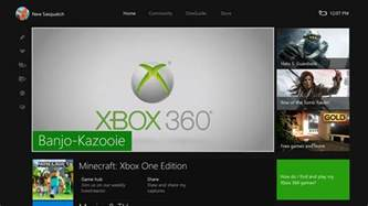 your new xbox one experience begins today xbox wire your new xbox one experience begins today xbox wire