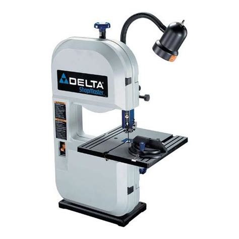 table top band saw delta bs100 shopmaster 9 inch bench top band saw power