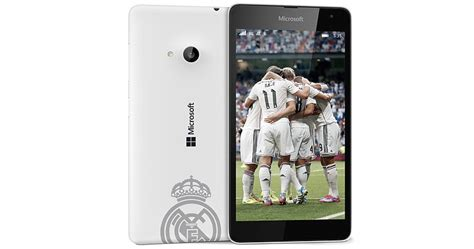 microsoft lumia 535 real madrid edition spesifikasi harga