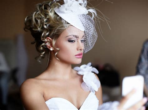 Updo Hairstyles For Hats by Wedding Hairstyles Gallery Bridal Hairstyles Updos