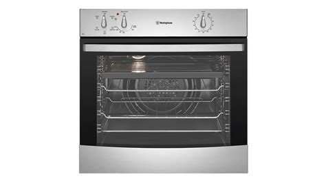 westinghouse kitchen appliances westinghouse 60cm fan forced electric oven stainless steel ovens appliances kitchen