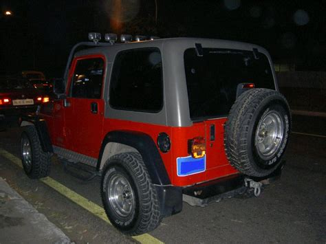 Rubicon Jeep India Price Spotted Jeep Rubicon Team Bhp