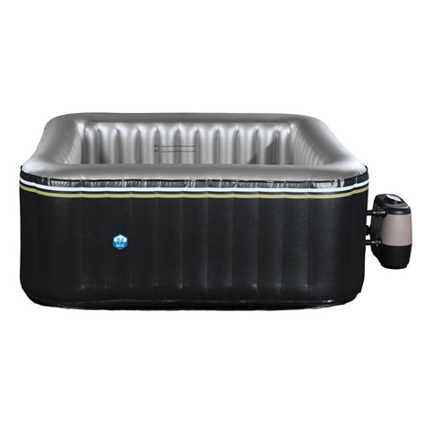 Spa Gonflable Prix by Spa Gonflable Poolstar Aspen Carr 233 4 Places Assises