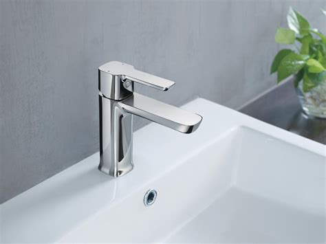 Modern Faucets For Bathroom modern bathroom collection delta faucet